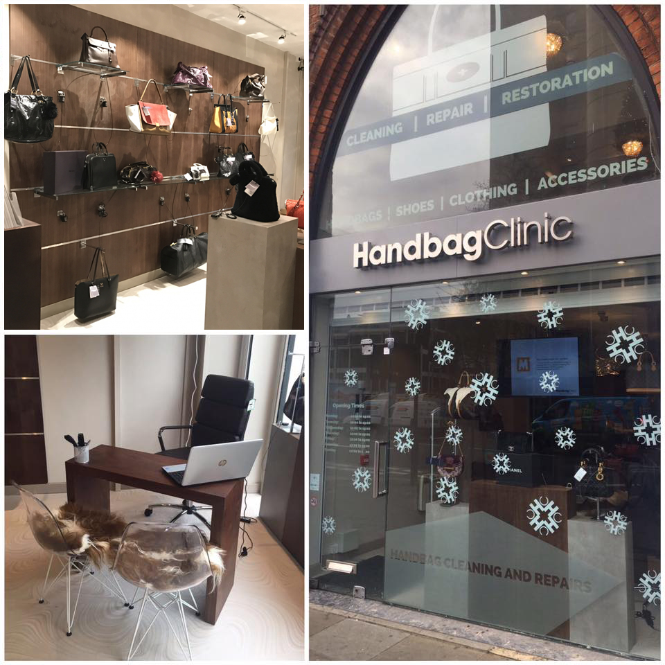 Handbag Clinic Chelsea gets a new look!